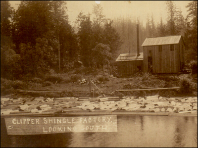 (Clipper Shingle Mill)