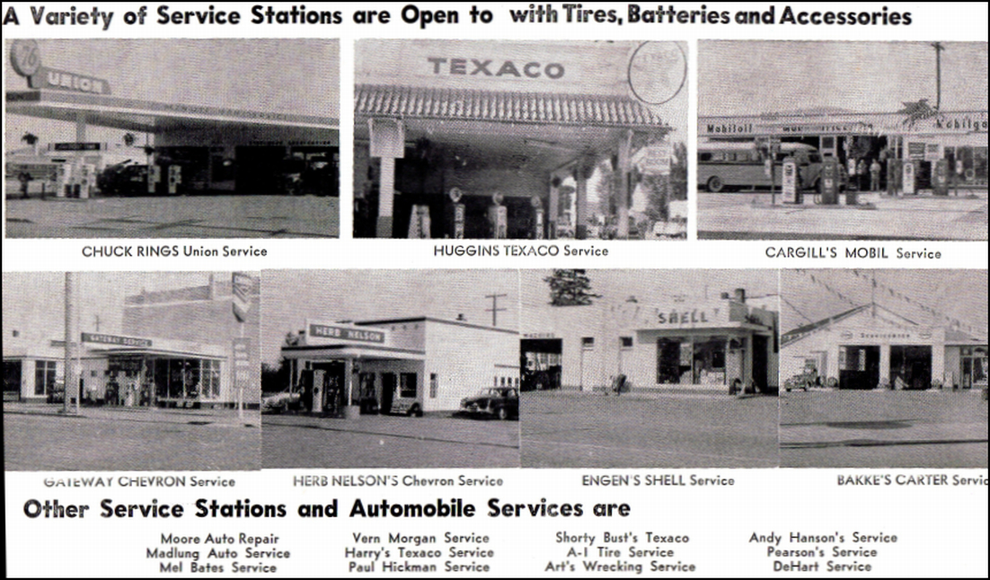 1960, Tella-Pix and photo features about Sedro-Woolley, Part 2