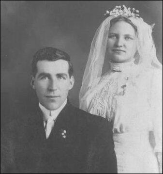 Lloyd Henry And May Wedding